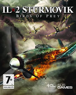 Il-2 Sturmovik: Birds of Prey logo