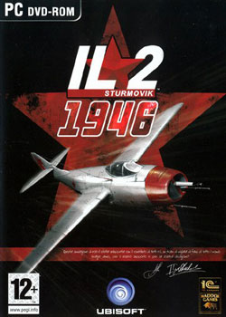 Il-2 Pacific Fighters logo