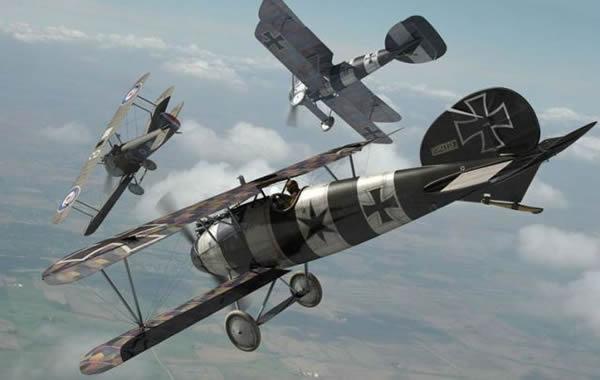 Aerei Militari - Albatros L'impiego operativo